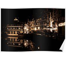 Petite France de Nuit Poster