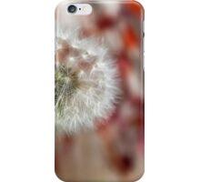 Softness of a Dandelion iPhone Case/Skin