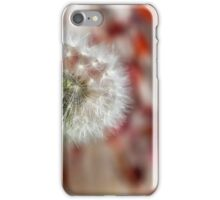 Softness of a Dandelion iPhone Case/Skin
