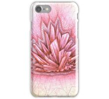 crystal healing  iPhone Case/Skin