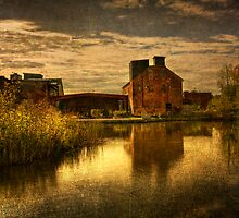 Morning Light at the Brickworks by Steve Silverman
