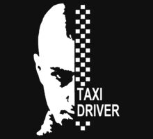 Stencil Taxi Driver Robert by C11W11S
