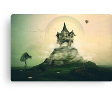 Bucolic Countryside Canvas Print
