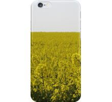 Golden Field iPhone Case/Skin