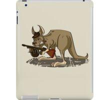 50s Kangaroo Gangster iPad Case/Skin