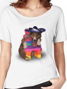 Mexican Dog Women's Relaxed Fit T-Shirt