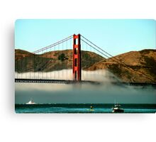 North Tower Canvas Print