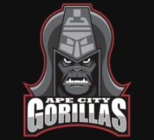 APE CITY GORILLAS by MINION-FACTORY