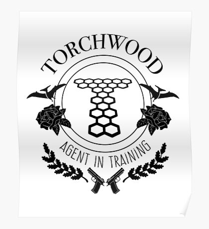 Torchwood - Agent in Training Poster