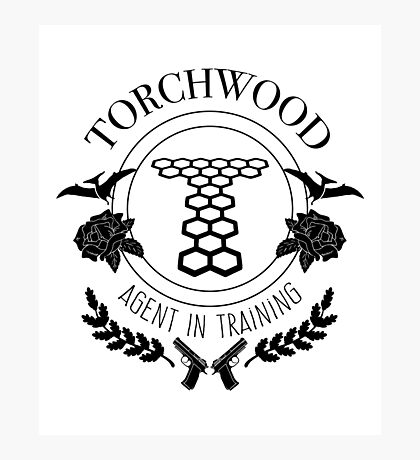 Torchwood - Agent in Training Photographic Print