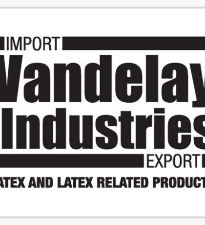 Vandelay Industries Shirt, Poster, Sticker, Mug, Case, Skins Sticker