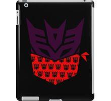 Deceptirado iPad Case/Skin