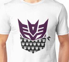 Deceptirado - B&W Unisex T-Shirt