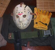 My Halloween costume 09' by ClintF