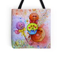 sugar rush scary candy  Tote Bag