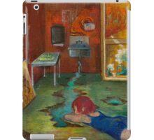 I see the river iPad Case/Skin