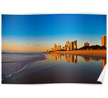Gold Coast Sunrise Poster