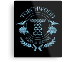 Torchwood - Agent in Training (2) Metal Print