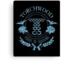 Torchwood - Agent in Training (2) Canvas Print