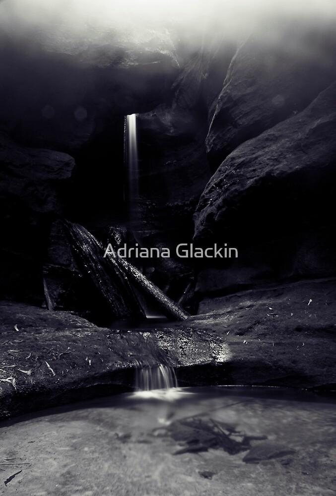 Mist at Centennial Glen by Adriana Glackin