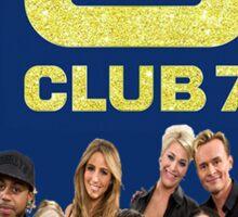 S Club 7 2015 Sticker