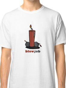 the blowjob Classic T-Shirt