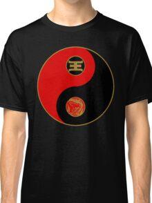 Jason's Ranger Power Yin Yang Classic T-Shirt