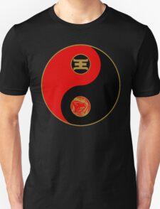 Jason's Ranger Power Yin Yang T-Shirt