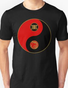Jason's Ranger Power Yin Yang T-Shirt