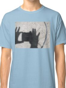 Photographer Shadow Classic T-Shirt