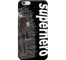wannabe superhero 2 iPhone Case/Skin