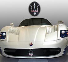 Maserati by LarryH