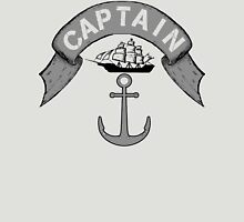 Captain of the High Seas Unisex T-Shirt