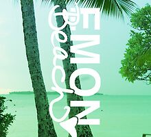 Emon Beach - Photo Background by aeng104