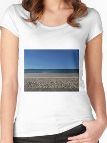 Noosa Beach Women's Fitted Scoop T-Shirt