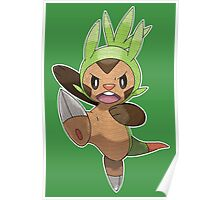 Chespin EX Poster