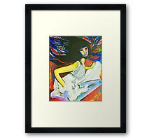 Let's Dance ! Framed Print