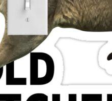 The Old Switcheroo Sticker