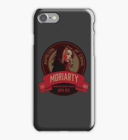 Brownstone Brewery: Jamie Moriarty Irish Red iPhone Case/Skin