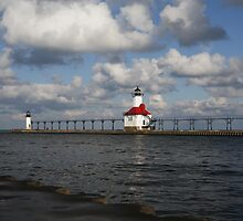 St. Joe Lighthouse by Adam Bykowski
