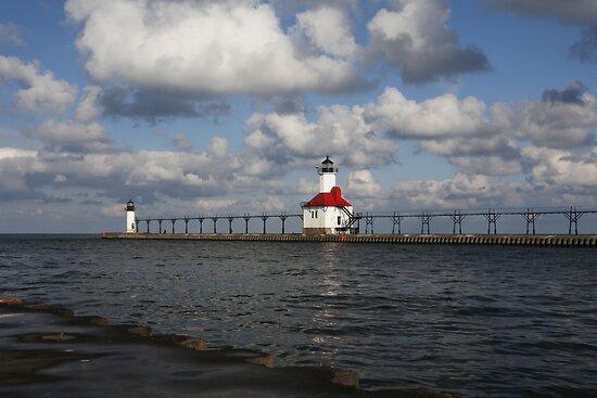St. Joe Lighthouse by Adam Bykowski