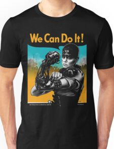 We Can Do It (Furiously) Unisex T-Shirt