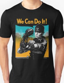 We Can Do It (Furiously) T-Shirt