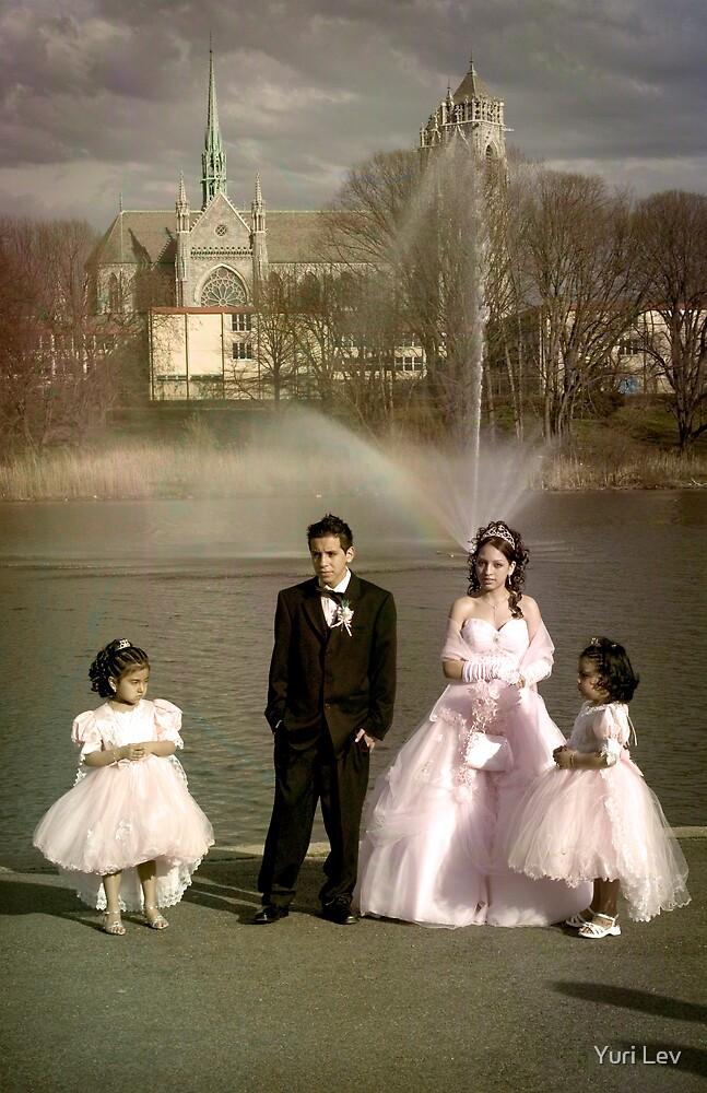 Shotgun Wedding by Yuri Lev
