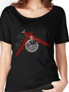 Broken time Women's Relaxed Fit T-Shirt