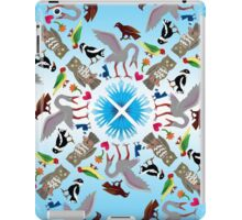 mandala - birds iPad Case/Skin