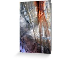 Shine Down Greeting Card