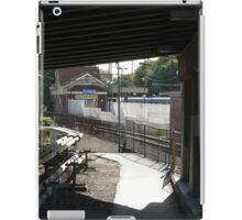Newport Station Walkway iPad Case/Skin