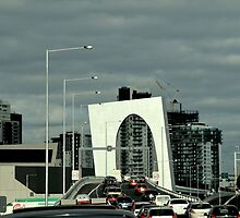 Freeway Architecture  by Tom Newman