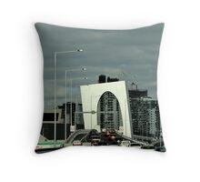Freeway Architecture  Throw Pillow